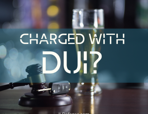 Charged With DUI in Chicago, Skokie, Rolling Meadows Illinois
