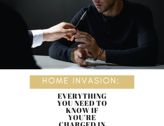 Home Invasion: Everything You Need to Know if You're Charged in Illinois