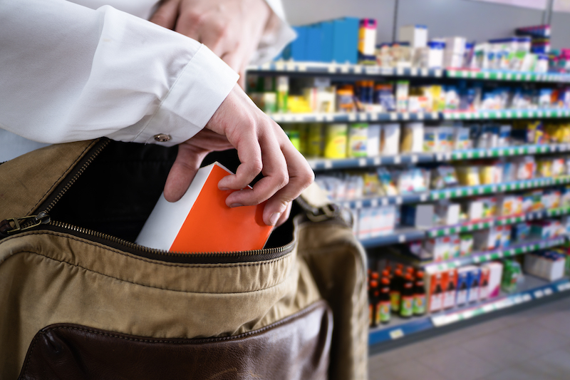 What is Retail Theft in Cook County?
