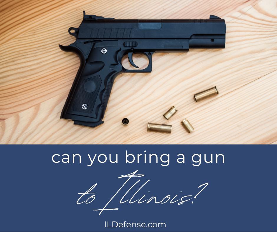 Can You Bring a Gun to Illinois?