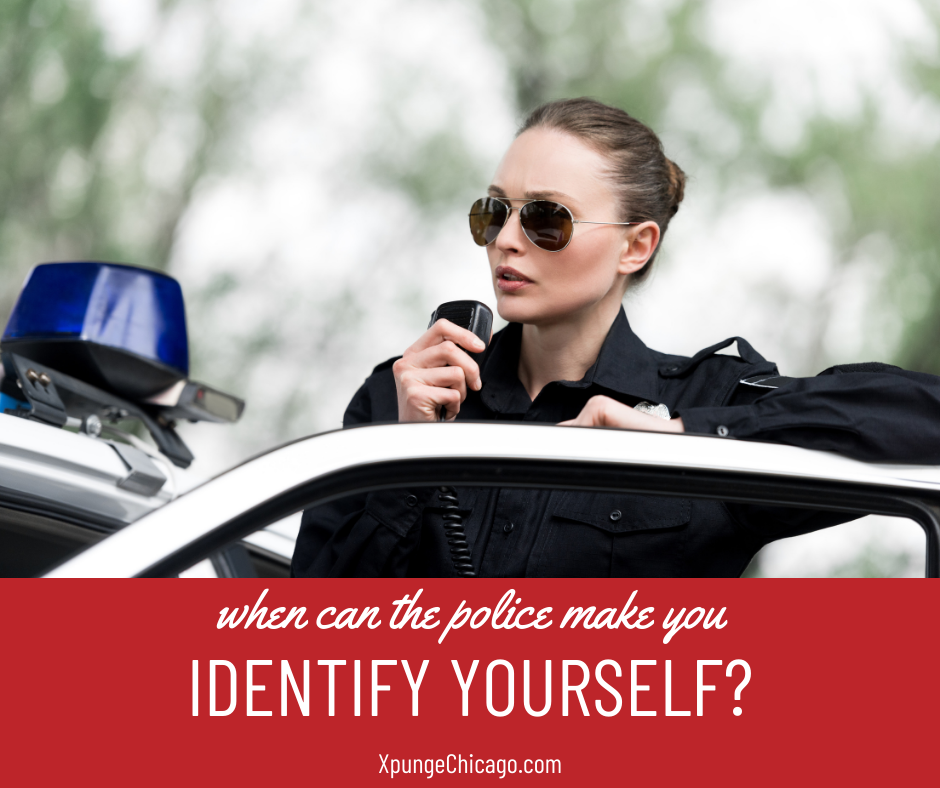 When Can the Police Force You to Identify Yourself?